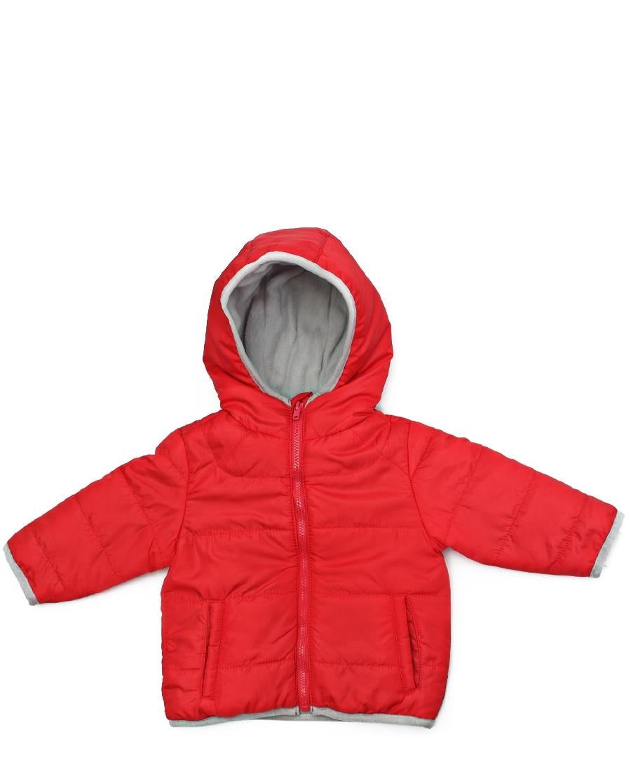 Infants Jacket - Red