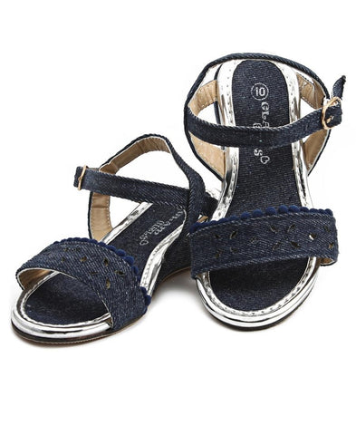 Girls Sandals - Blue