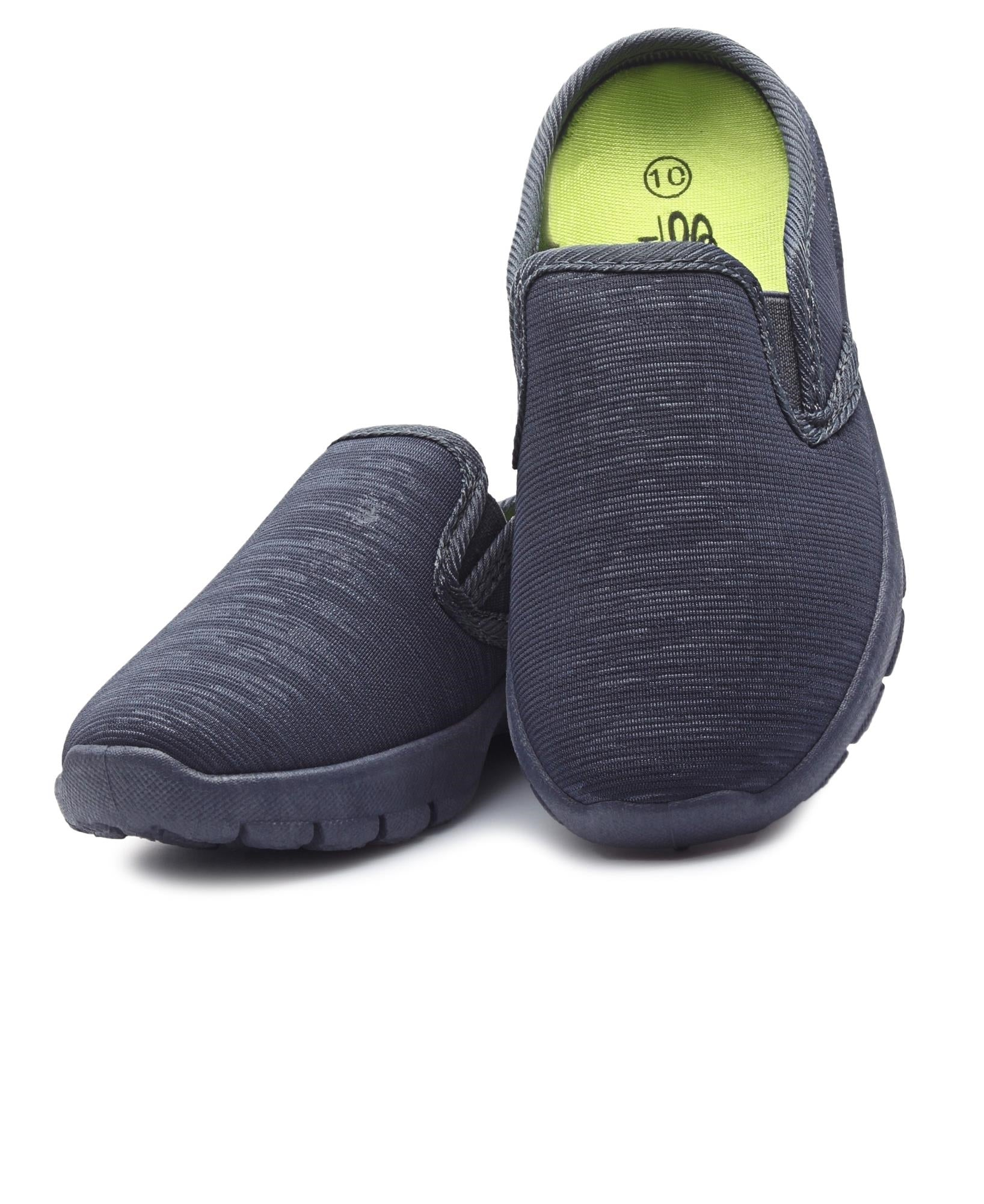 Girls Slip On - Navy