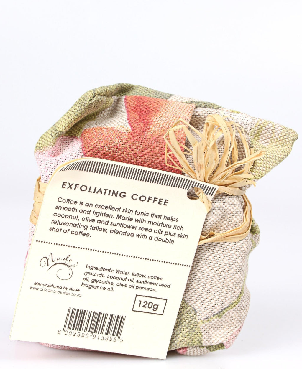 Soap Exfoliating Coffee - Pink