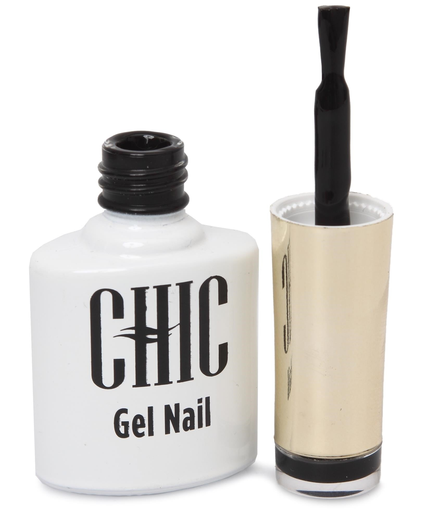 Gel Nail Polish - Black