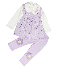 Infants Two Piece Outfit - Purple