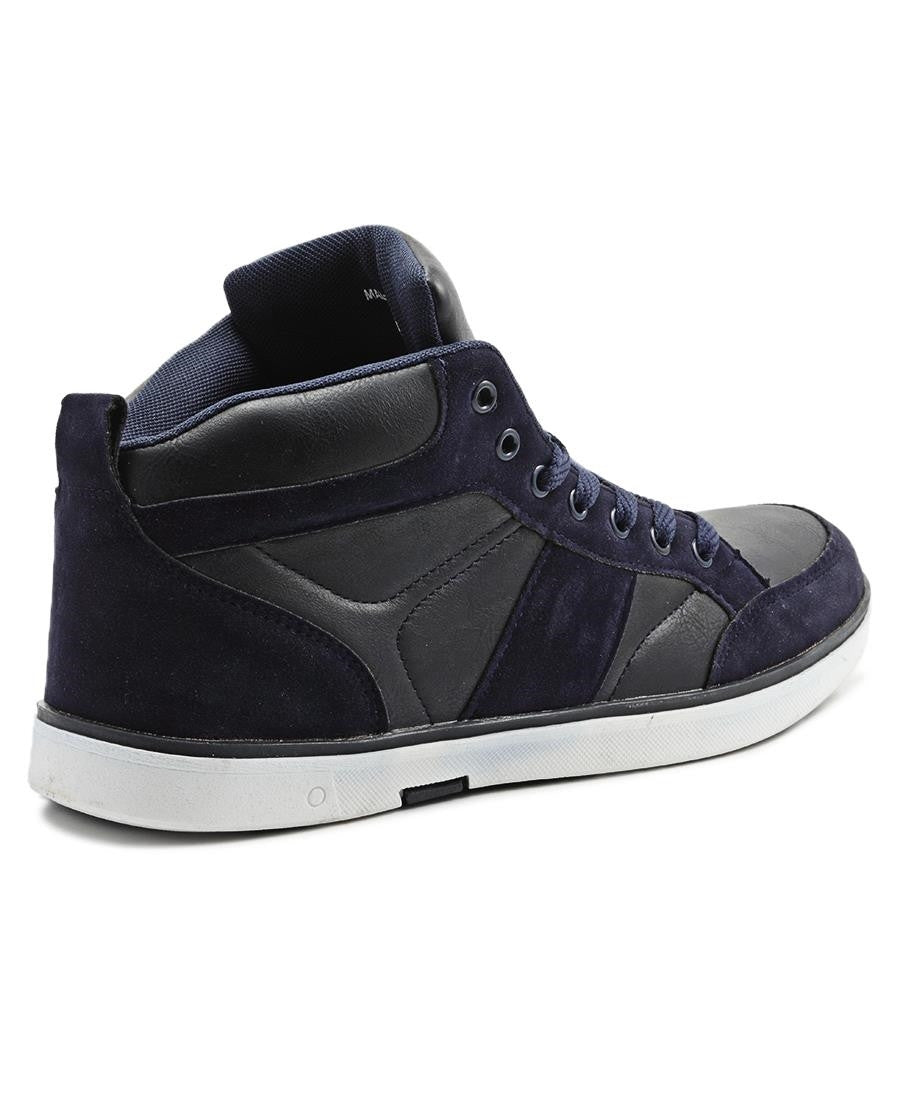 Casual Sneakers - Navy