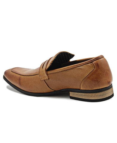 Smart Slip On - Tan