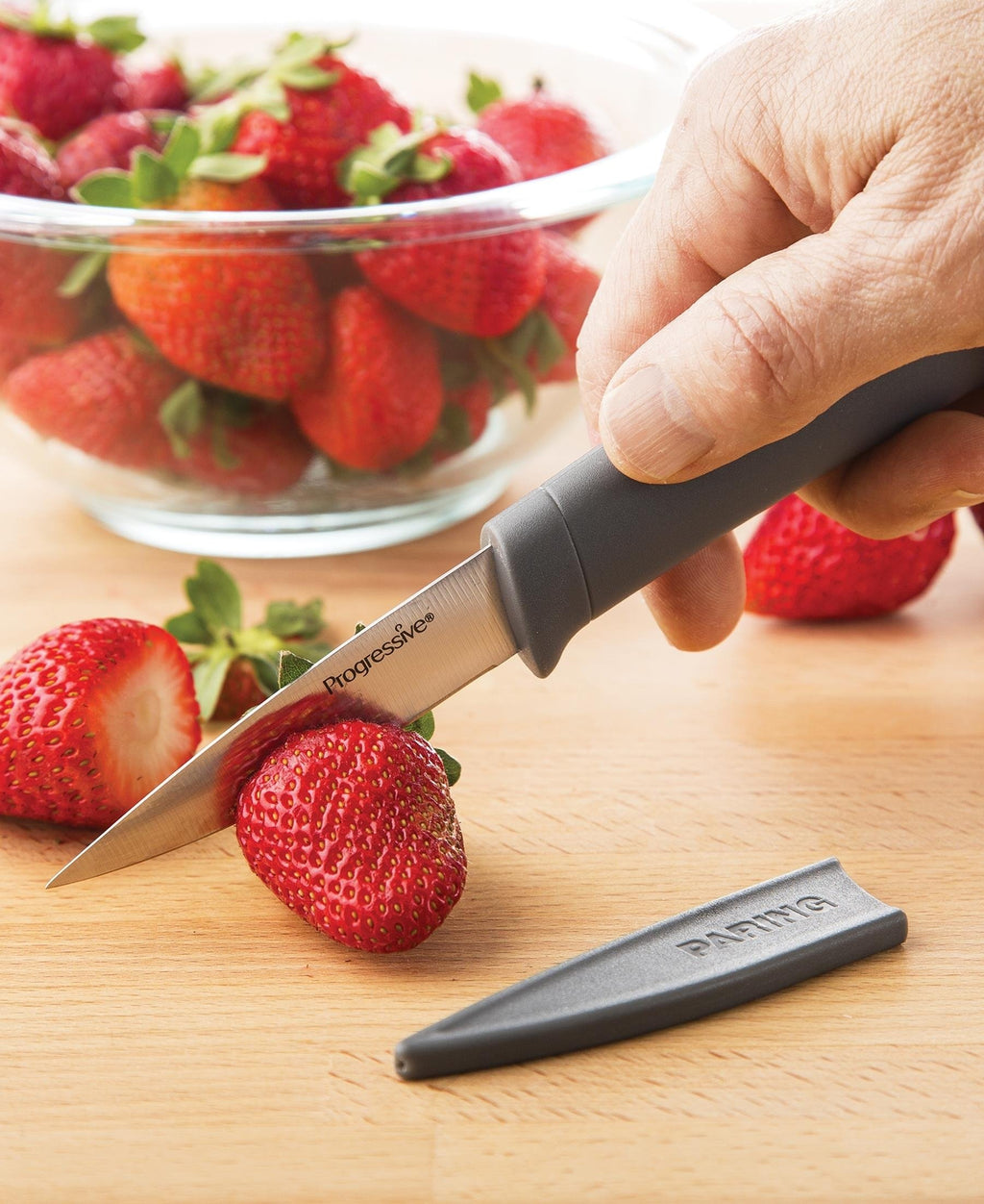 Progressive 4 Piece Prep Knives - Multi