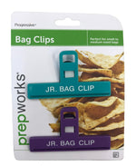Progressive 2 Piece Small Bag Clips - Multi