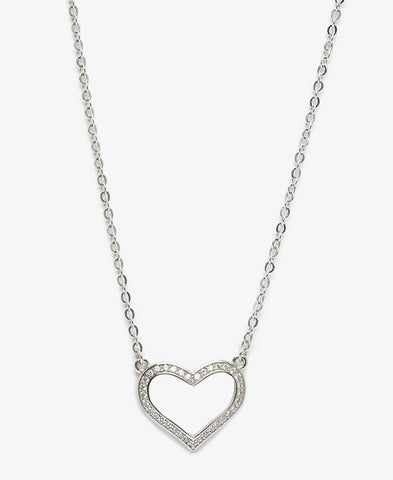 Sterling Silver Mimi Necklace - Silver