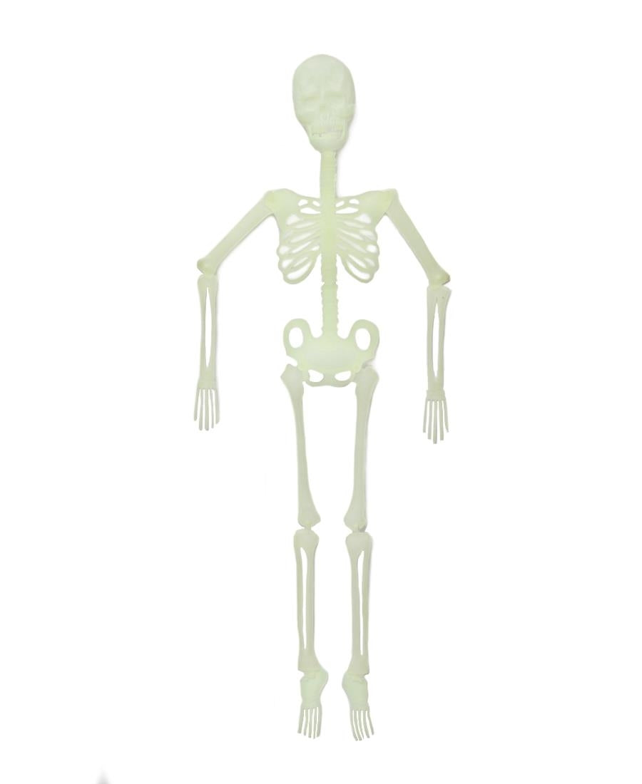 Glow Skeleton - Green