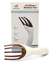 Goldfinger Massage Claw - White