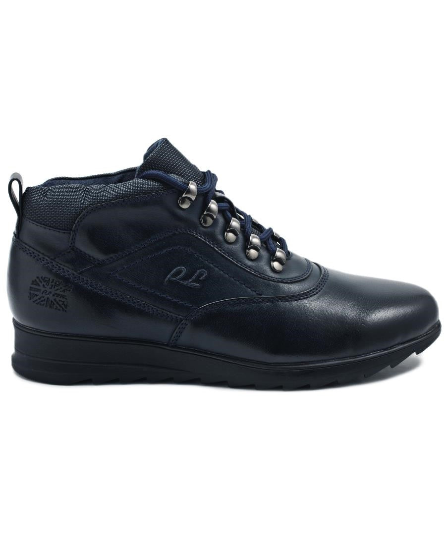 Hiker Boot - Navy