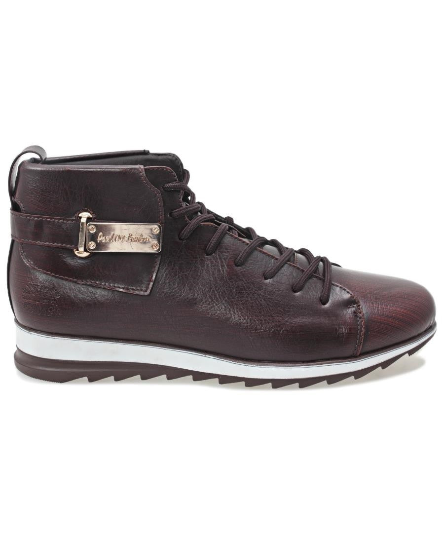Casual Boot - Brown