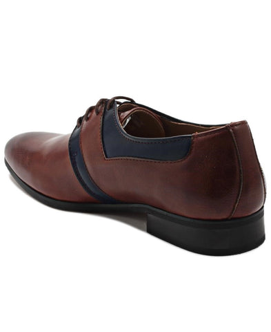 Saddle Shoe - Tan