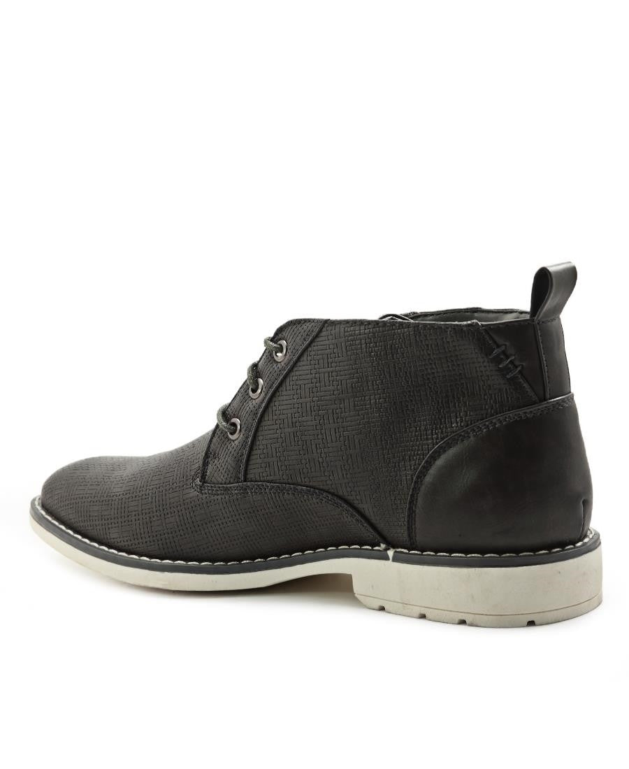 Mid Boot - Grey