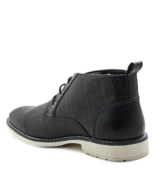 Mid Boot - Navy
