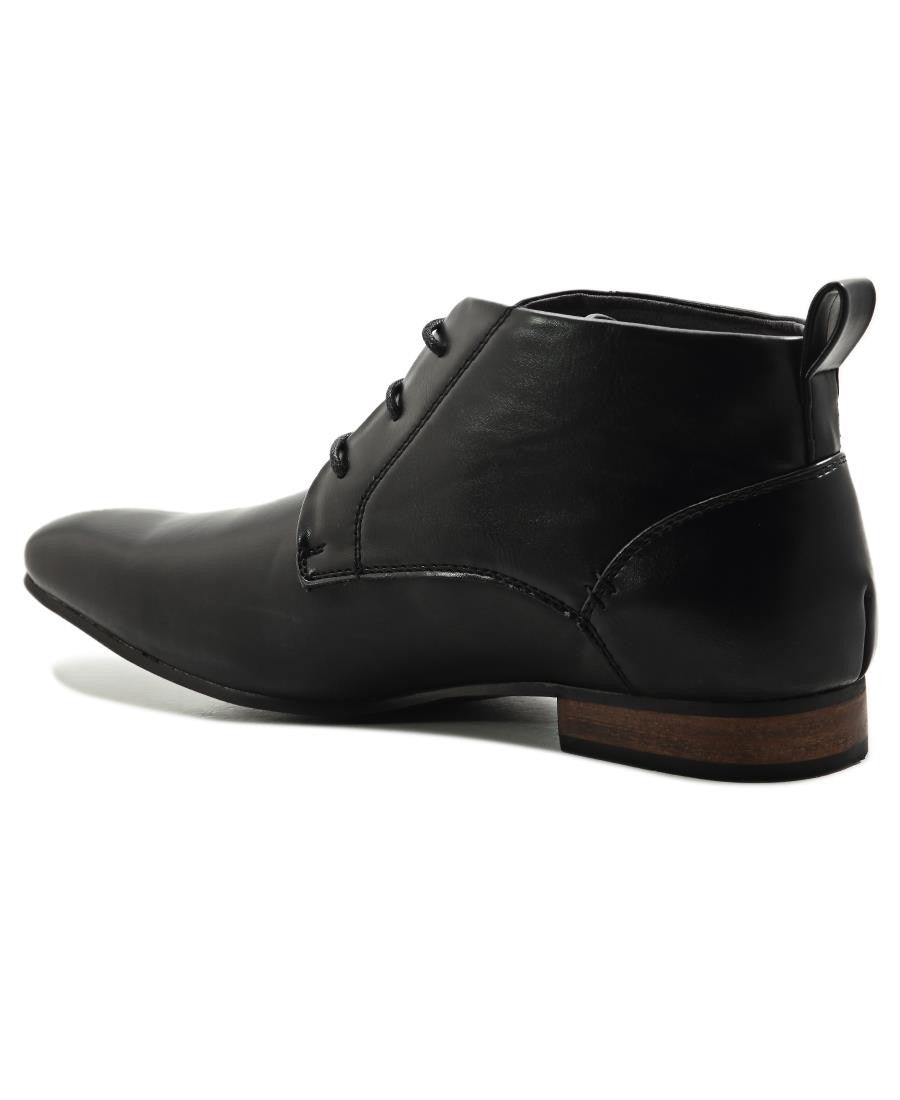 Mid Boot - Black