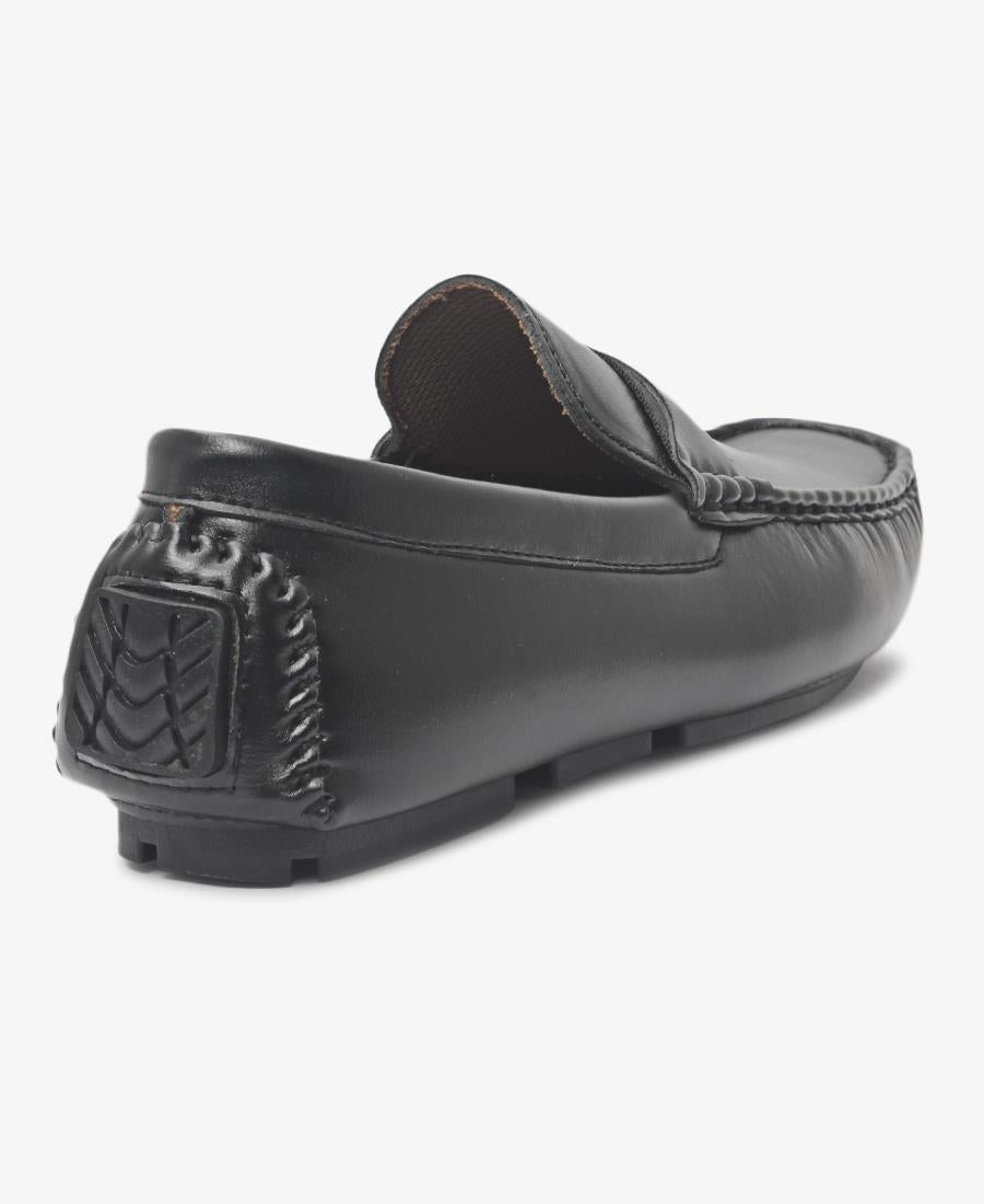 Slip On Casuals - Black