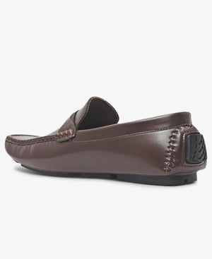 Slip On Casuals - Choc