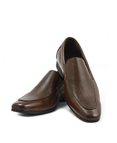 Slip On - Brown