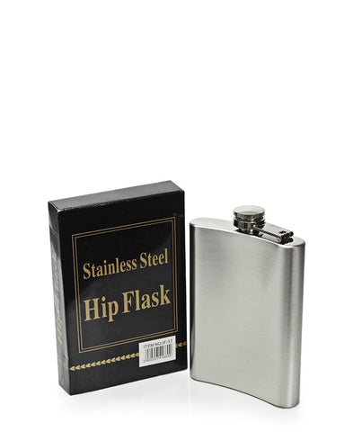 Hip Flask - Silver