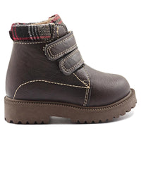 Infants Ankle Boots  - Brown