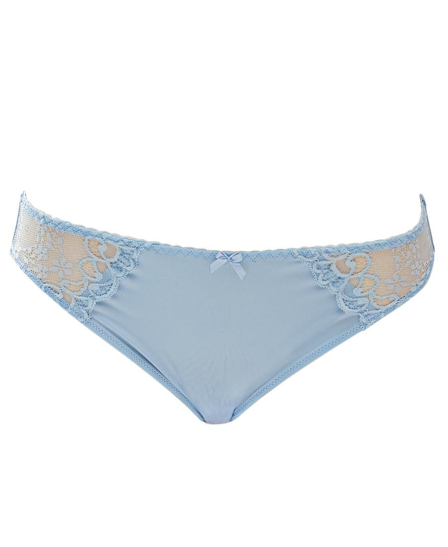 2Pk Hi Cut Panty - Multi