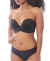 Ultimate Strapless Cleavage Bra - Black