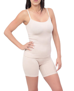 Seamless Twin Pack Thigh Shaper - Multi