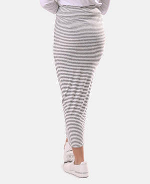 Tube Maxi Skirt - Grey