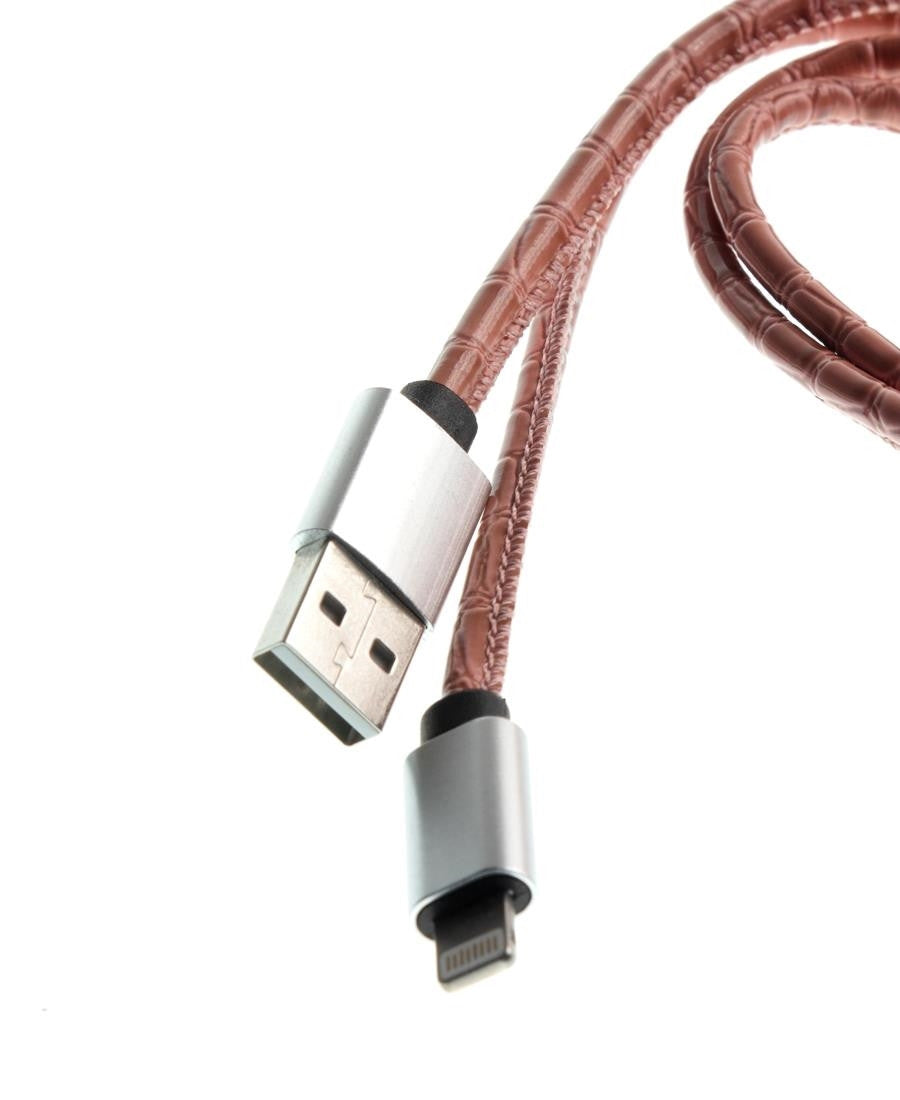 Iphone USB Cable - Pink