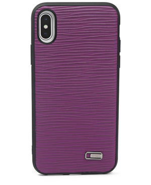Iphone X Cover - Purple