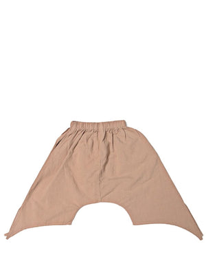 Girls Short - Brown