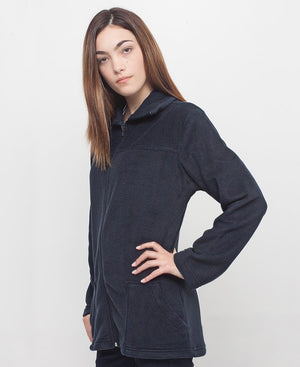 Long Sleeve Jacket - Navy