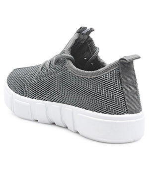 Kids Sneakers - Grey