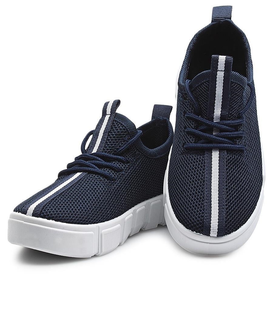 Kids Sneakers - Navy