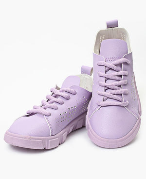 Girls Sneakers - Purple