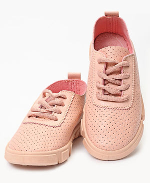 Girls Sneakers - Pink