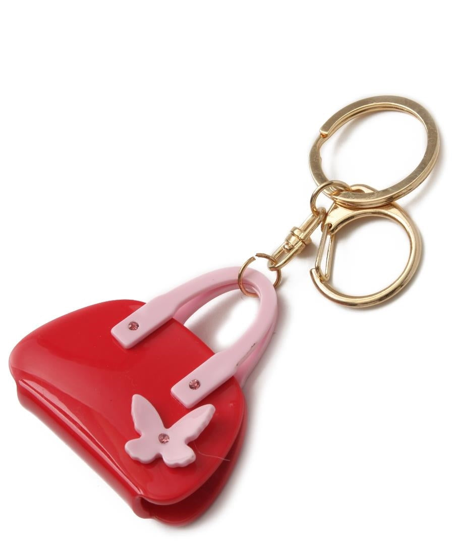 Key Ring - Red
