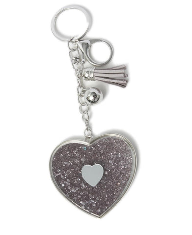 Key Ring - Gunmetal