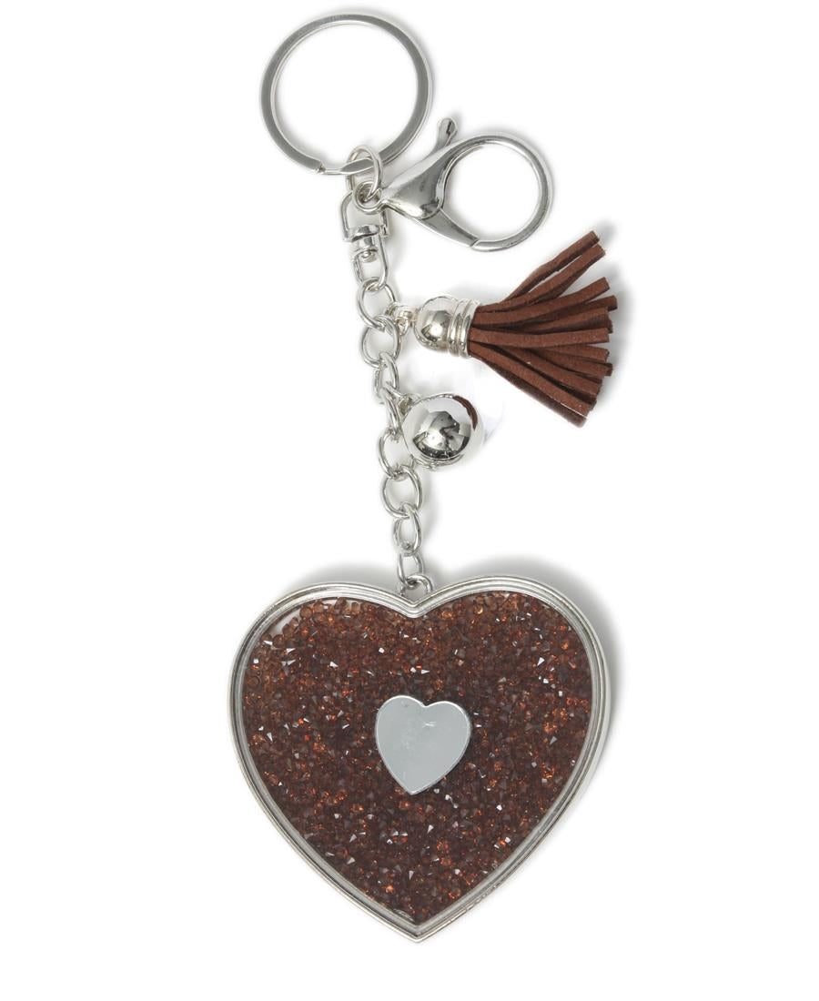 Key Ring - Brown