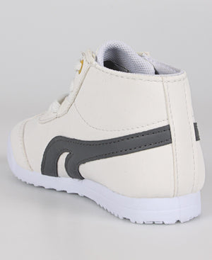 Kids James Sneakers - White