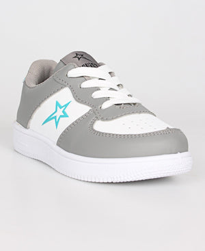 Kids Jazz Sneakers - Grey
