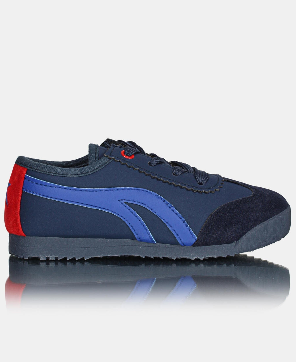 Kids Lamar Sneakers - Navy