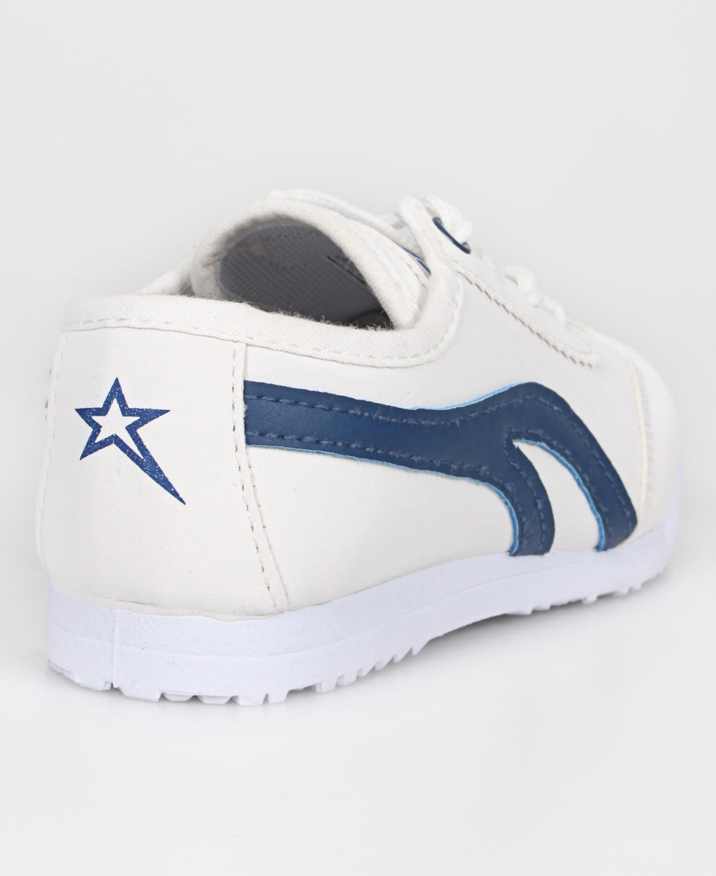 Kids Lamar Sneakers - White
