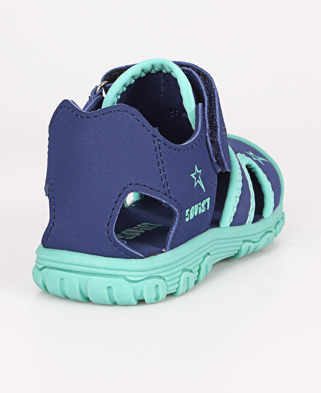 Kids Tate Sandals - Navy