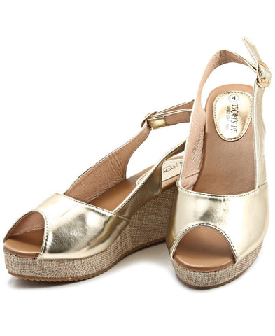 Wedge - Gold