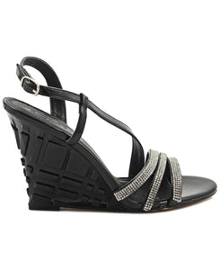 Crossover Wedge - Black