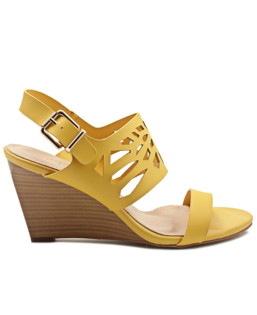 Wedge  - Yellow