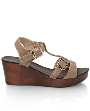 Wedge - Taupe