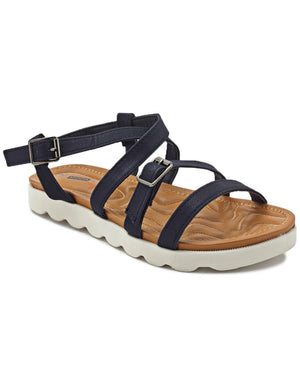 Casual Sandals - Navy
