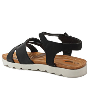 Ladies Sandals  - Black